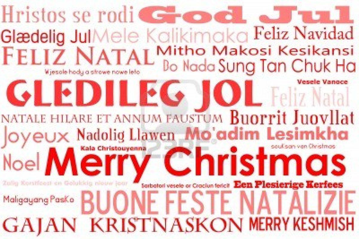 Decir Feliz Navidad En Vasco.Feliz Navidad En Todos Los Idiomas Anfas Formacion